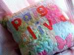 Paige Olivia cushion