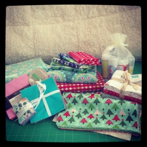 Quilty Pleasures fabric stash - The Sewing Summit