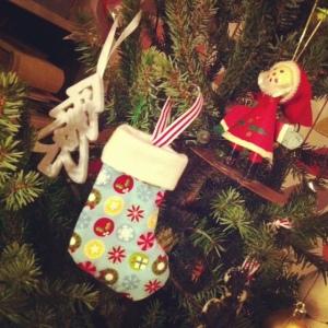 Quilty pleasures Christmas tree
