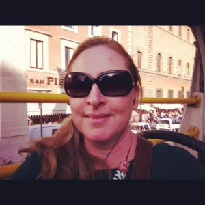 Mrs Quilty Pleasures in Rome